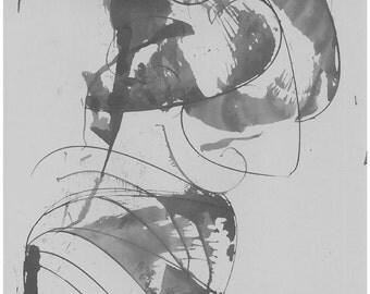 Illustrative Ink Art