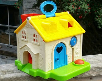 Fisher Price Discovery Playhouse 136 c. 1984