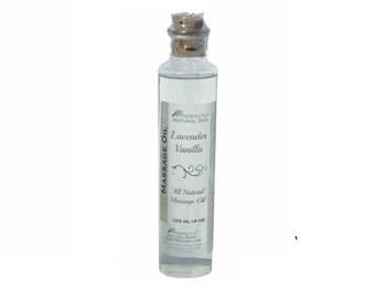Dream Time Aromatherapy Massage Oil - Lavender Vanilla 4 oz