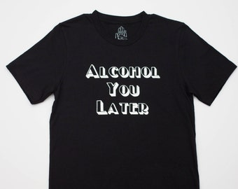 """Creature of Habit - """"Call you later"""" Unisex T-Shirt"""