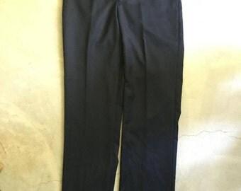 Shoreditch Black Trousers