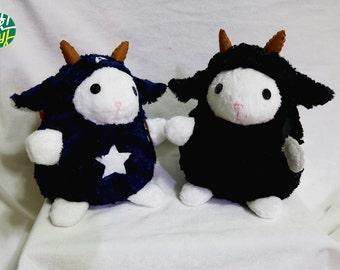 Captain america sheep and Bucky bans sheep plush