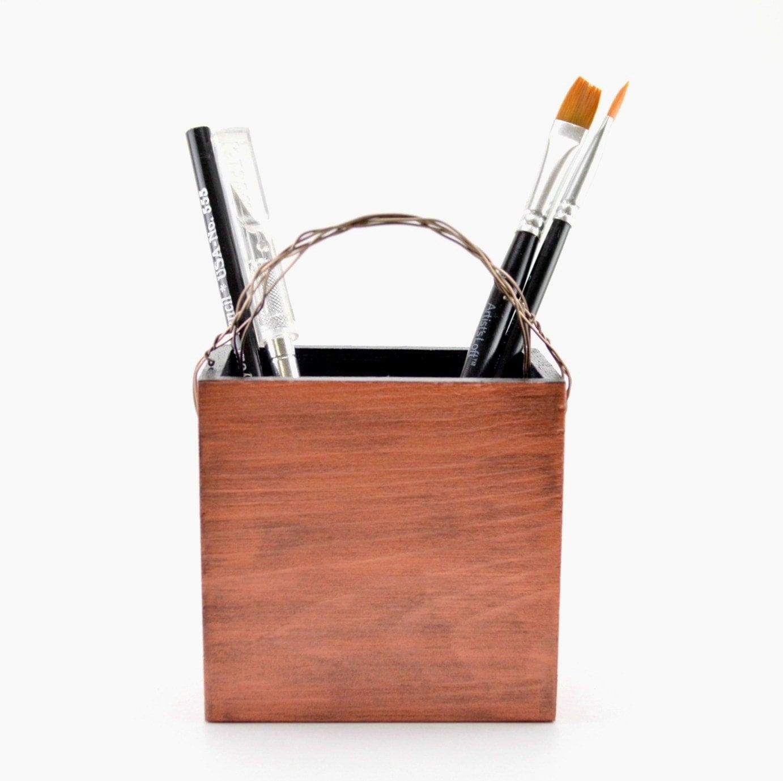 Pen Cup Pencil Holder Desk Accessory fice Accessory