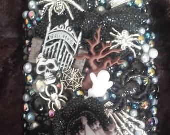 Creepy Haunted Scary House Cemetery Halloween Case iPhone Case Note Edge  2 3 4 5 6 7 Plus Moto Lg Galaxy
