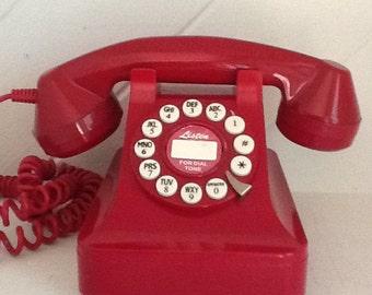 50's Style Desk Phone,Polyconcept USA
