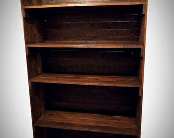 Handmade Bookcase - Various bespoke sizes