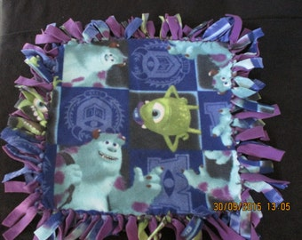Monsters Inc Blanket Etsy