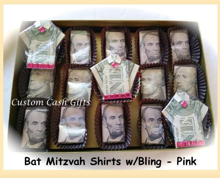 Chinese Wedding Gift Money Amount: MONEY GIFT Made With Real Money. Bat Mitzvah Box-O-Bucks