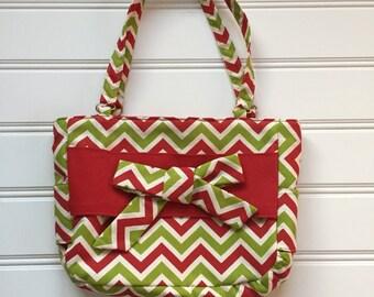 christmas handbag for woman chevron woman handbag christmas purse red handbag shoulder