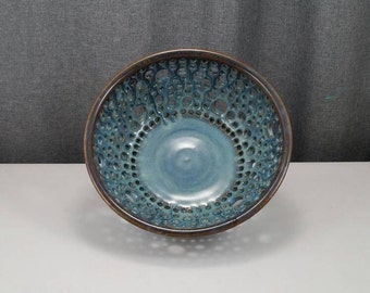 Made to Order** Decoative pottery bowl, handmade fruit bowl