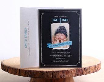 Baptism Invitation- look 25