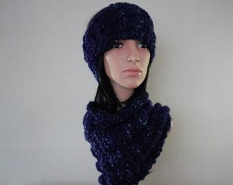 Turban Super Chunky Headband neck warmer/snood