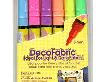 DecoFabric Markers