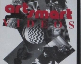 VHS - ArtSmart Handbuilt Pottery or ArtSmart Glazing and Firing