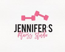 Personal Trainer Logo , Fitness Instructor Logo , Fitness Logo , All You Need!