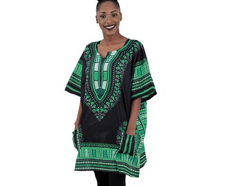 African Dashiki  OVERSIZED
