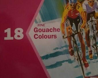 Reeves Gouache Color Set