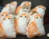 Waffles Pillow