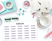 "SNARK SERIES: ""Hashtag Face Palm"" Paper Planner Stickers!"