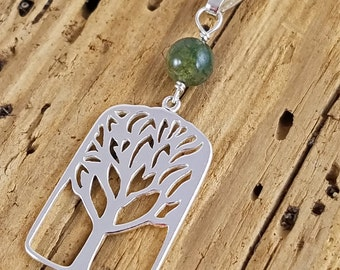 Tree of life -Sterling silver necklace -Jewelry By A.H.