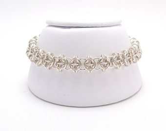 Celtic Visions Bracelet in Sterling Silver