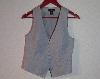 Women Vest Small Size Vest Women Formal Classic Comfortable Waistcoat