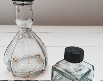 Vintage inkwells by Gimborn