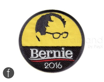 SALE Bernie 2016 Iron On Patch