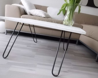 hairpins table legs feet in the industry look