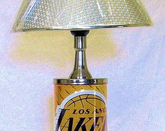 LOS ANGELES LAKERS Lamp