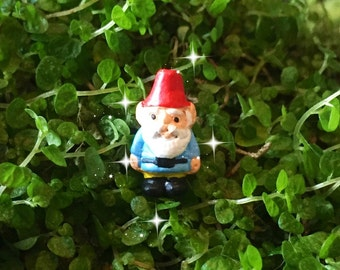 Fairy garden, micro mini gnome, tiny gnome, mini gnome, micro gnome, fairie garden, mini gnome, miniature garden gnome