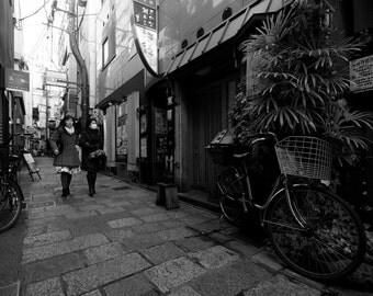 Osaka, near Namba Station