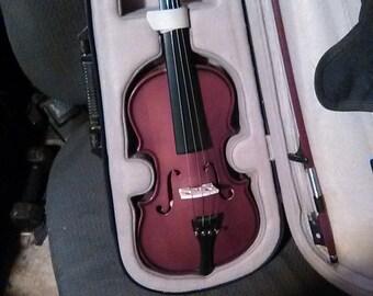 1/4 size Palatino violin