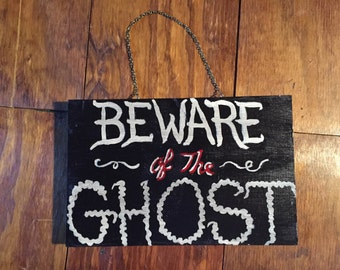 Beware of the Ghost Sign