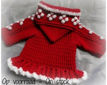 Baby Coat Mrs Santa Claus