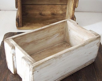 Wooden crate. Wooden box photo prop
