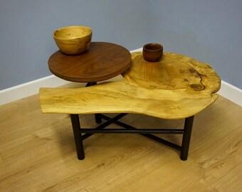 Cedar and Sapele Coffee Table