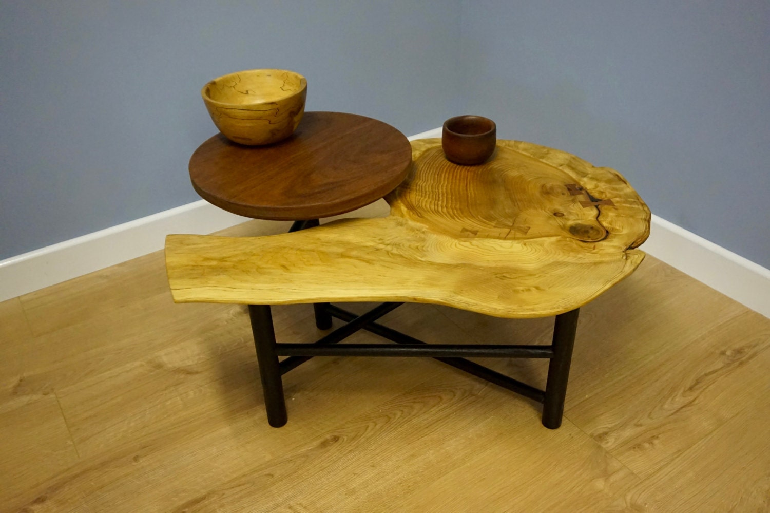 Cedar And Sapele Coffee Table