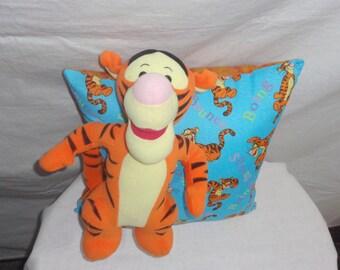 These Pillow Pal Pocket Pillows make nice gifts for men, women and children. Tigger & Milwaukee Bucks design, pocket for a gift, fun decor .