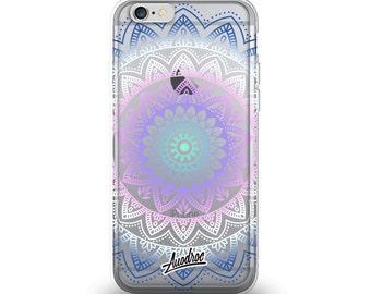 iPhone Case Purple Henna