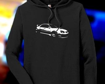 New Subaru WRX STI Hoodie