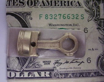 Piston Money Clip