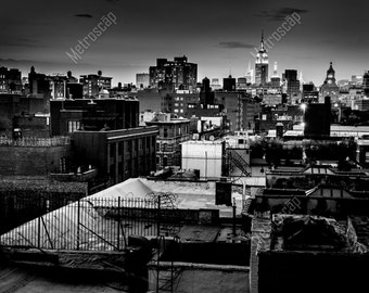 Black and White, New York City Photography, Midtown Manhattan, Fine Art Photography, NYC Pictures, Manhattan
