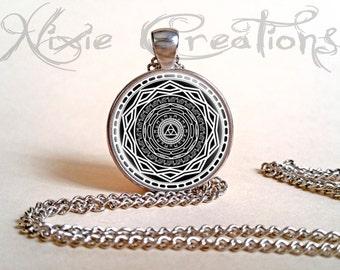 Necklace Mirror of Twilight - Legend of Zelda inspired