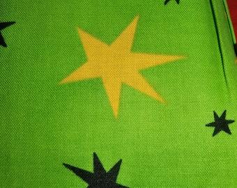 1 Yard Grammie And Mimi's Baby Geniuses Fabric Stars