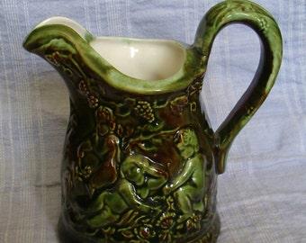 Handmade Pottery Pitcher Nippa Kentucky