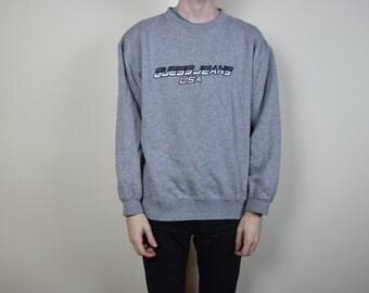 Grey Guess Jeans USA Sweatshirt