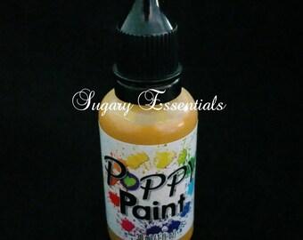 Poppy Paint - Gold