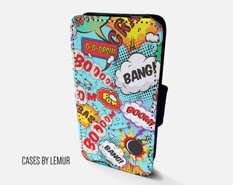 COMICS Iphone 5s Wallet Case Leather Iphone 5s Case Leather Iphone 5s Flip Case Iphone 5s Leather Wallet Case Iphone 5s Leather Sleeve Cover