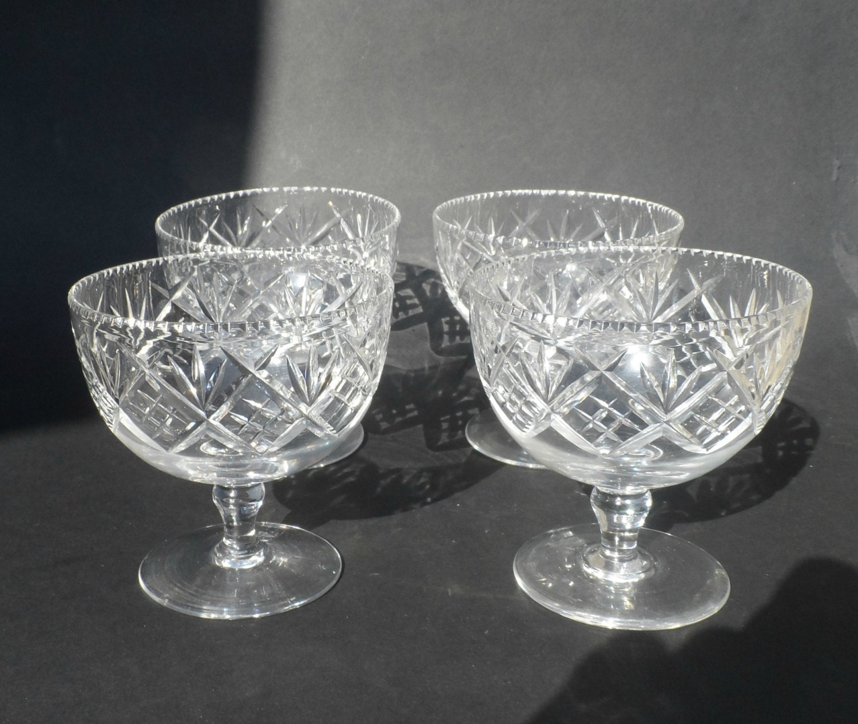 Dartington Glass Dessert Bowls